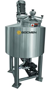 Автоматическая система для подготовки вафельного теста1