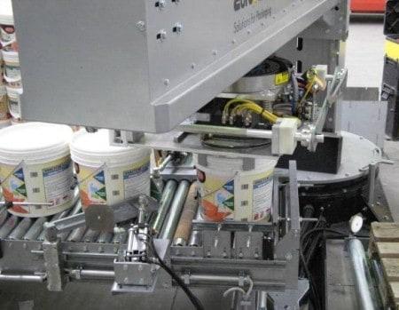 Подготовка продукта EUROPACK