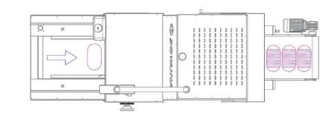 Режущее устройство для хлебобулочных изделий DP-4-2M 2