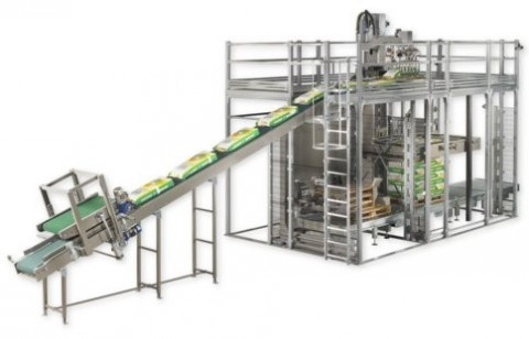 Robotic Palletiser Winner K EUROPACK