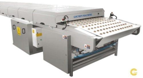 Туннель для охлаждения глазированных продуктов Göçmen Machine