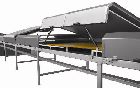 Туннель для охлаждения шоколада Gocmen