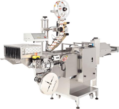 Устройство для упаковки хлебобулочных изделий DPK-2-04 1