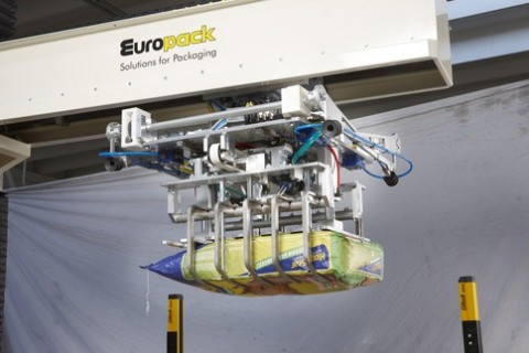 Forks picking up head EUROPACK