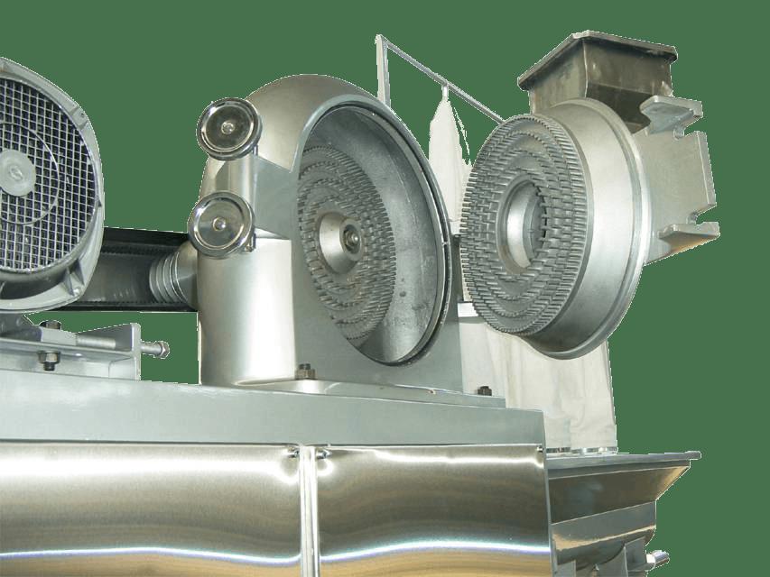 Мельница для сахарной пудры (штыревого) типа Gocmen