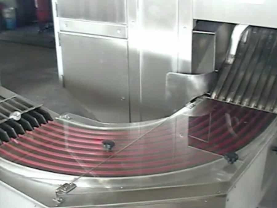 Конвейер, изготовленный по индивидуальному заказу