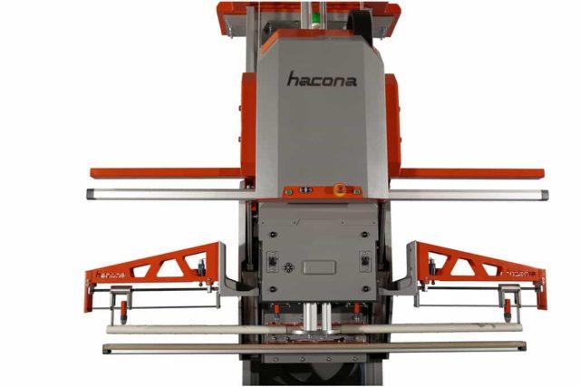 Бескамерные вакуумные машины Hacona