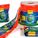 Готовые полимерные мешки MaxiPouch в рулонах