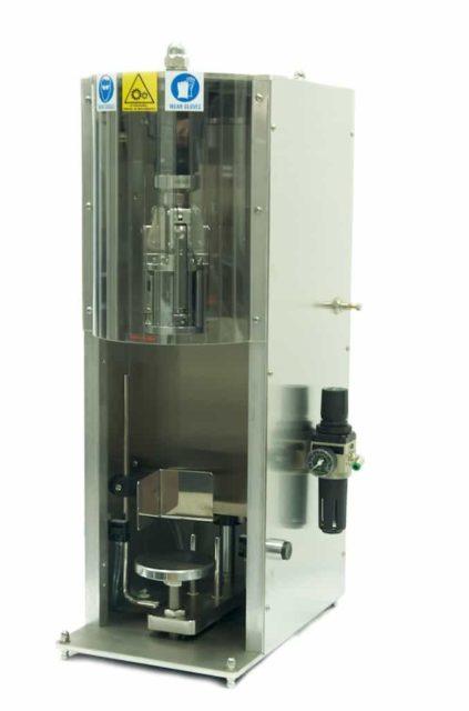 Полуавтоматический укупорочный аппарат