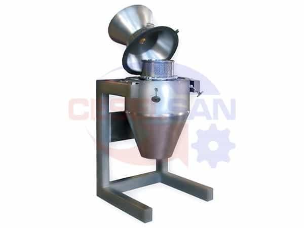 Машина производства ореховой муки