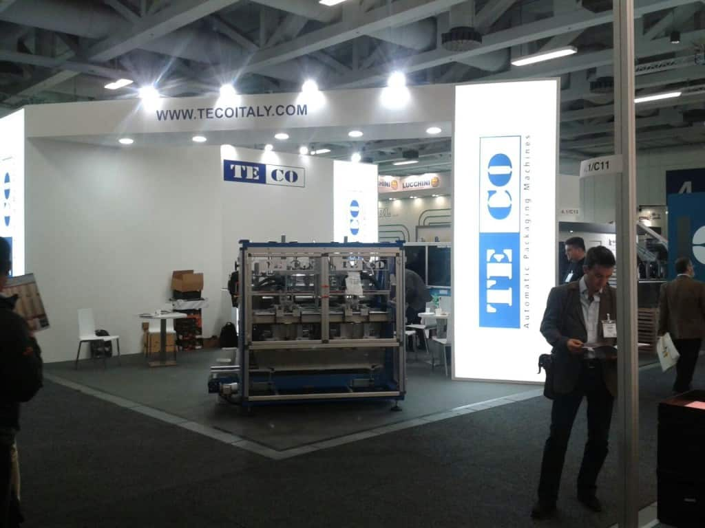 TECO на выставке Fruit Logistica 2016