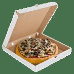короб для пиццы