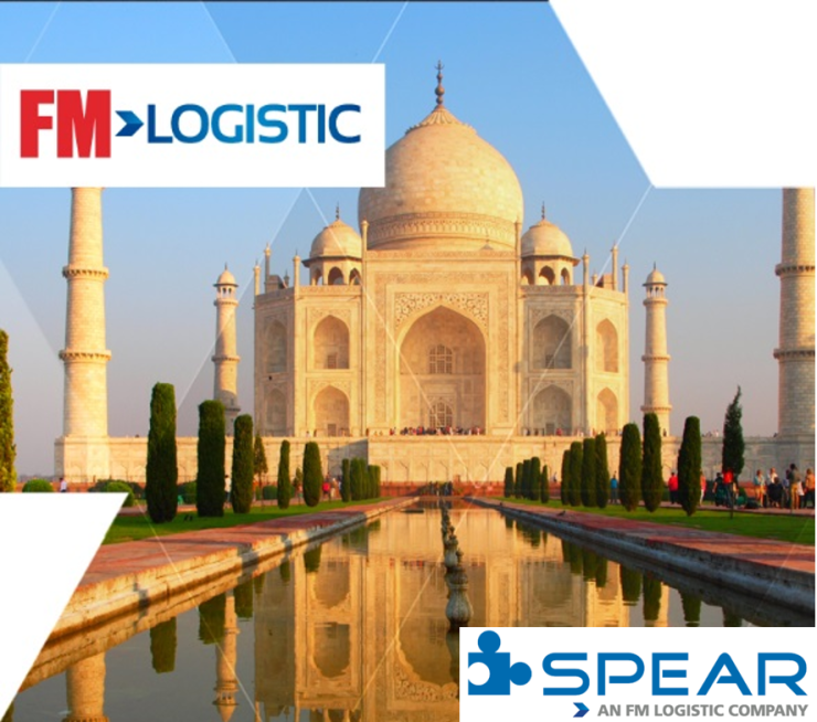 FM Logistic выходит на рынок Индии