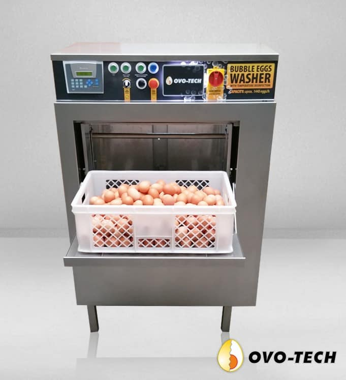 Мойка для яиц OVO-TECH