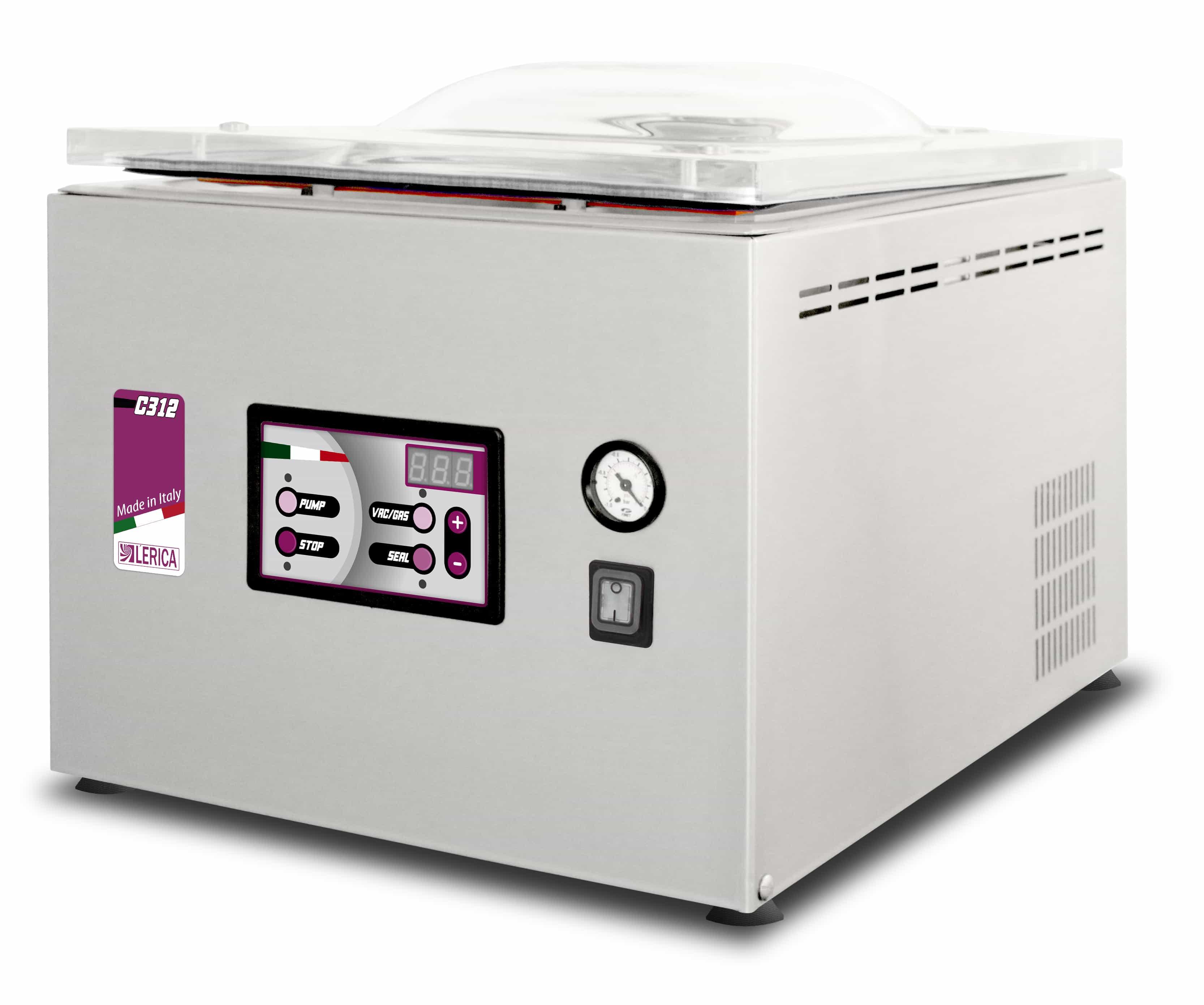 Вакуумные камерные упаковочные машины LERICA