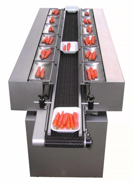 Линейный весовой мультидозатор KOMBINE 30 1