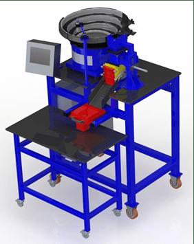 Счетно-взвешивающая установка BFWC650 2
