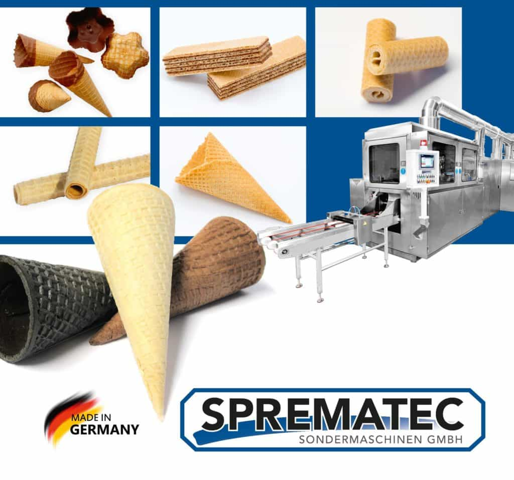 Выставка INTERPACK 2017 / SPREMATEC стенд C04 (Зал 1)