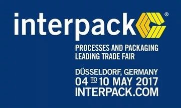 Выставка INTERPACK 2017 / SMIPACK стенд 14D12 (зал 14)