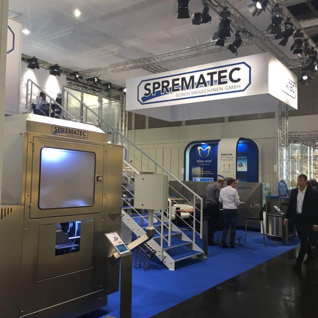 INTERPACK 2017 Sprematec(2)