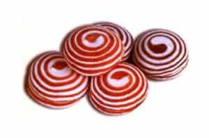Печенье круглое