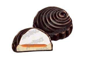 Печенье с зефиром 1
