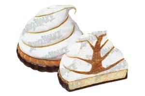 Печенье с зефиром 3