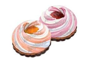 Печенье с зефиром 5