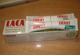 Упаковка зубной пасты в пленку