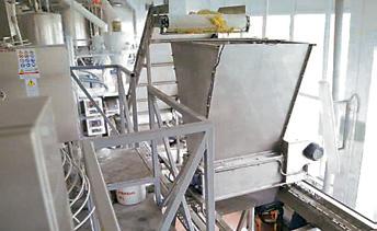 Линия по производству пряников 2