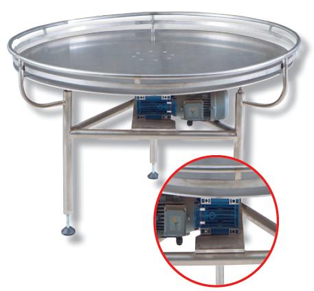 Ротационный стол DPS-1