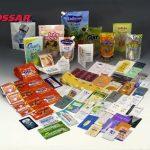 Упаковка гигиенических и косметических препаратов и изделий