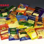 Упаковка тертого и колотого сыра