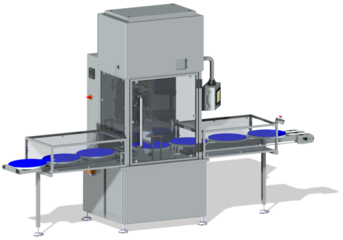 Автоматическая машина SELVEX SDM