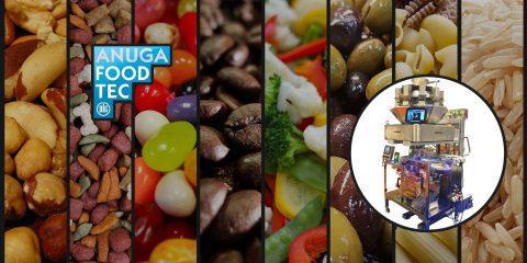 EXAKTAPACK на ANUGA FOOD TEC
