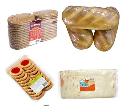 Комплексные линии для резки и упаковки кондитерских изделий
