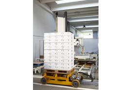 Оборудование для упаковки груза на паллетах