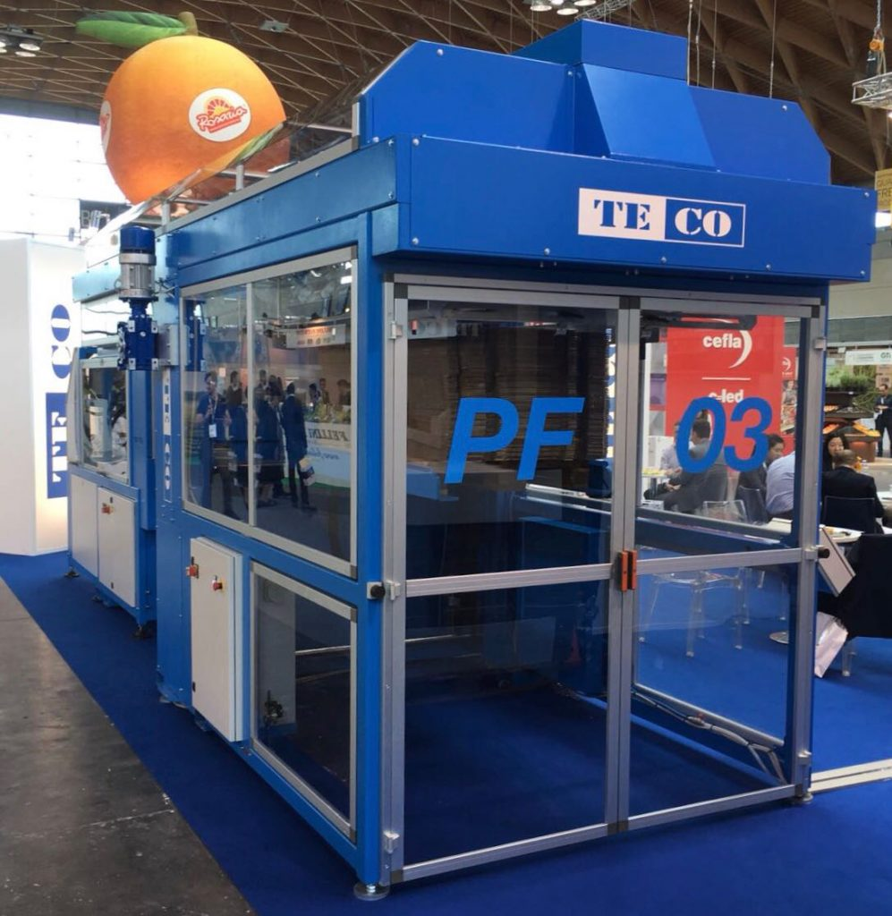 компании TECO – модуль автоматической подачи PF 03 (1)