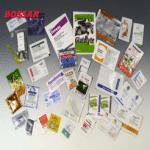 Упаковка фармацевтических и косметических препаратов
