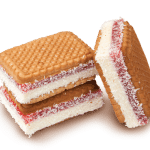 Печенье с начинкой типа сендвич