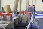 Новая автоматическая серия машин SMIPACK WPS для упаковки продуктов в картонные коробки (WRAP AROUND CASE PACKERS)