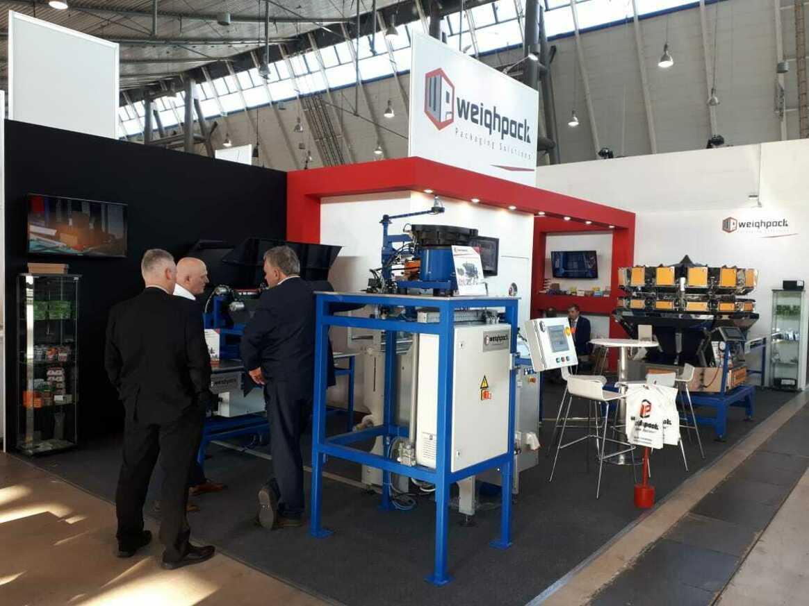 Weighpack и ГК ЗолотойШар на выставке Fasteners 2019