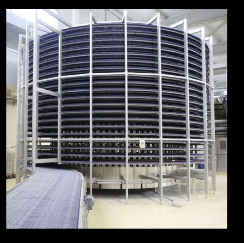 Спиральные охладители MIF