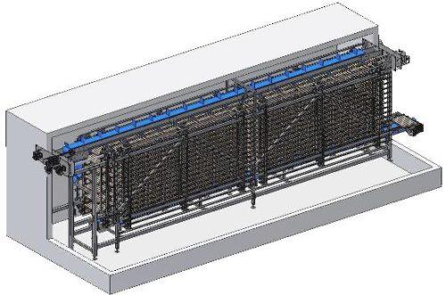 Охлаждающие и скороморозильные камеры MIF