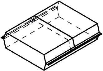 2 СТОРОНЫ ПРОШИТЫ, ВЕРХНИЙ ШОВ ВНАХЛЁСТ НА КЛЕЙ как для ламинированной, так и для обычной бумаги