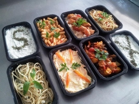 Готовые блюда