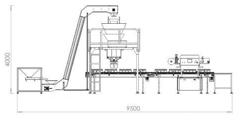 APACK autoSEAL JS 230