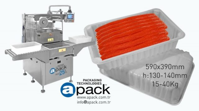 APACK MAP25E-XL