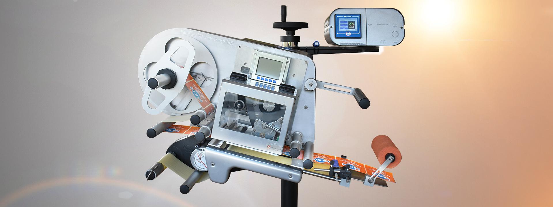 Машины для печати и нанесения этикеток для логистики от компании PMR
